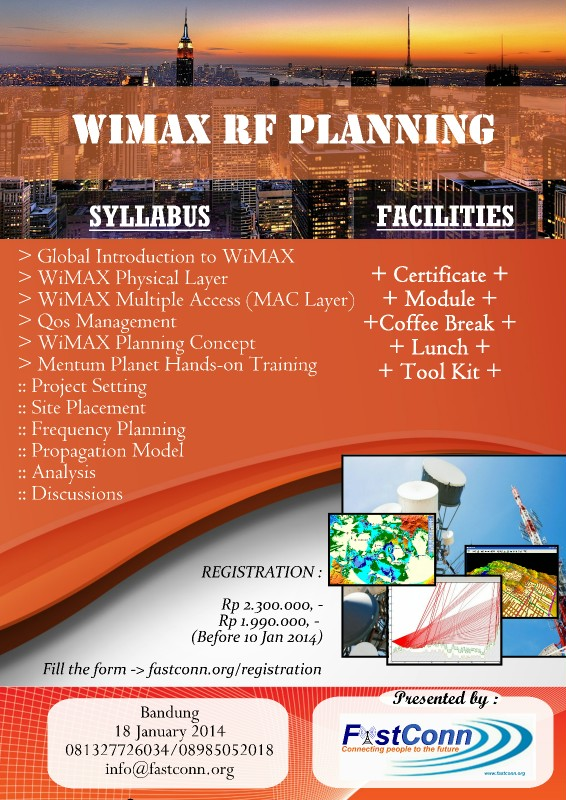 WIMAX RF Planning