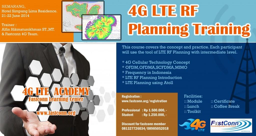 LTE Planning Semarang