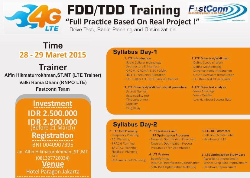 4G LTE Training